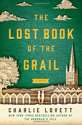 The lost book of the Grail : or, A visitor's guide to Barchester Cathedral